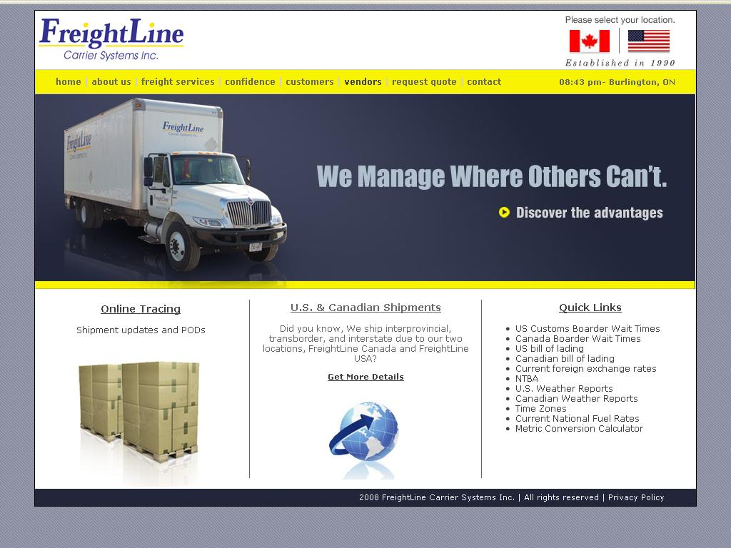 Freightline Carriers