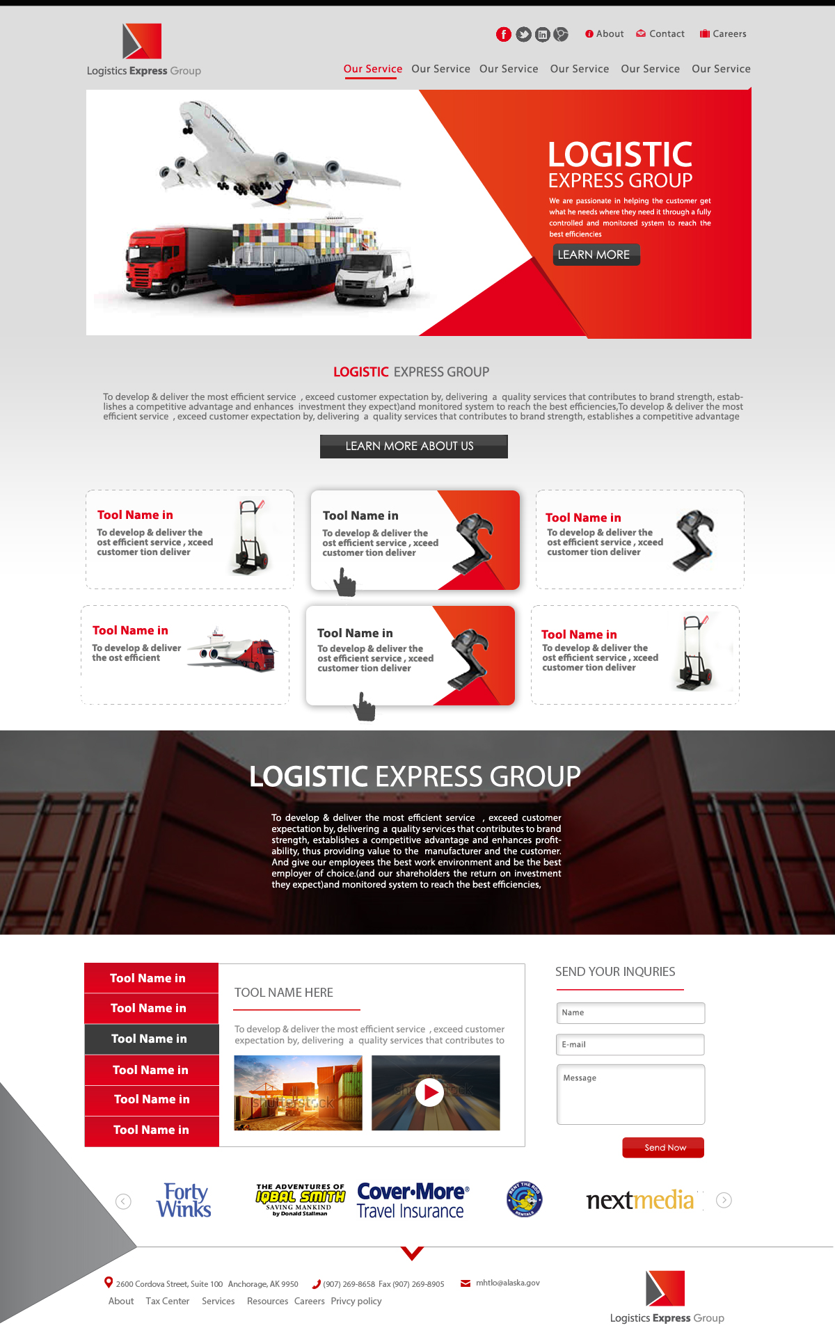 Logistics Express Group